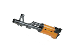 paintball gun handguard with barrel kit