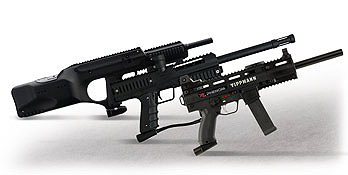 recball paintball guns