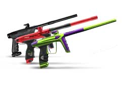 paintball guns