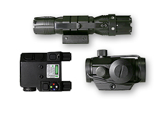 tactical optics equipement