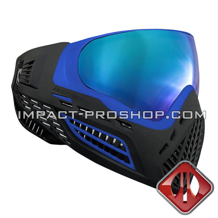 virtue vio ascend blue ice paintball mask