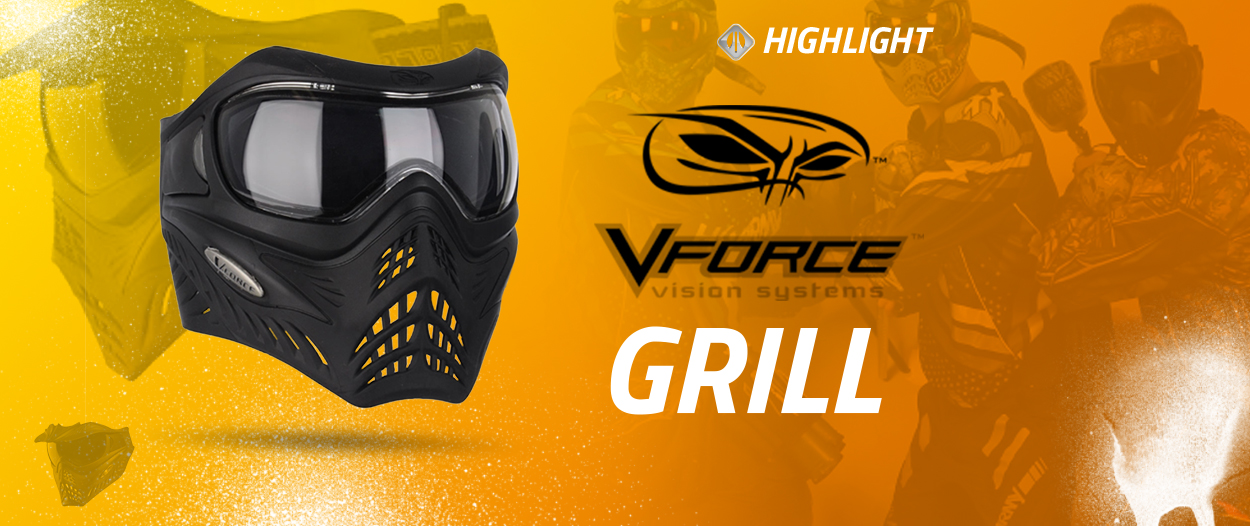 Vforce Grill masques de paintball