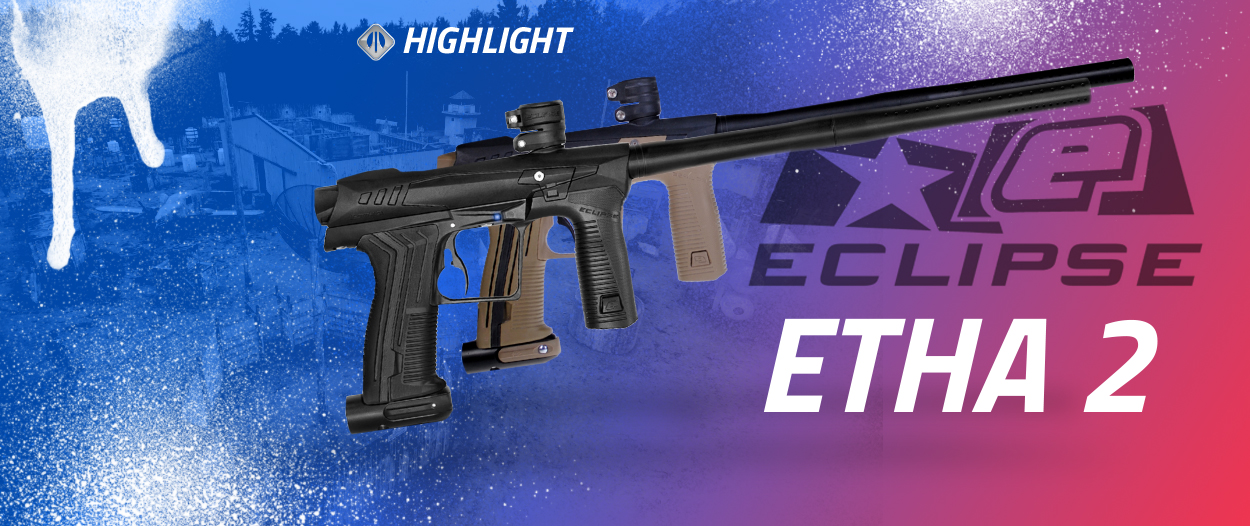 eclipse ETHA 2 paintball marker