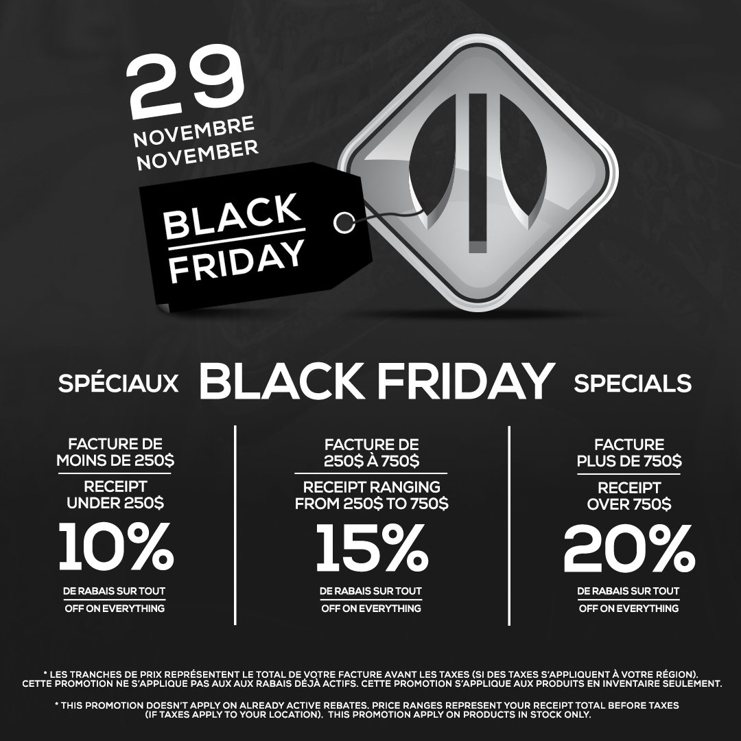Black Friday November 29 2019