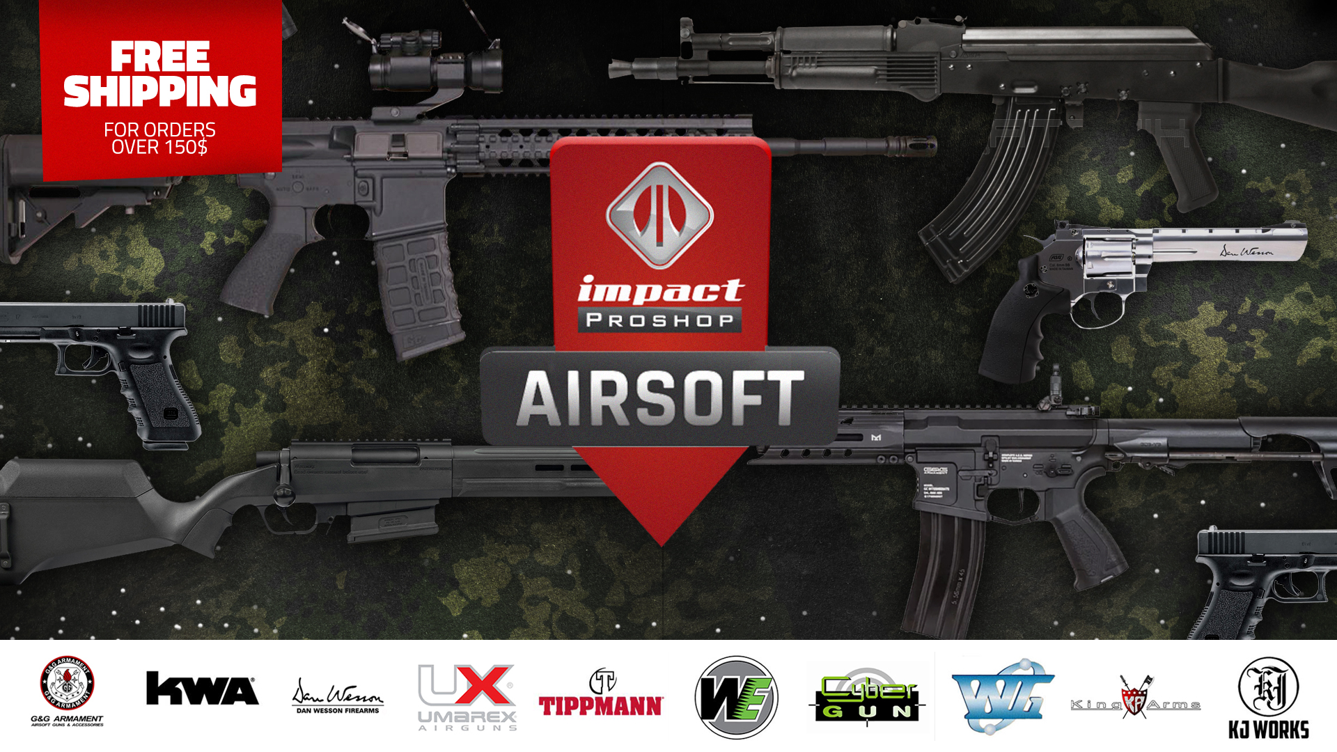 airsoft guns canada free shipping