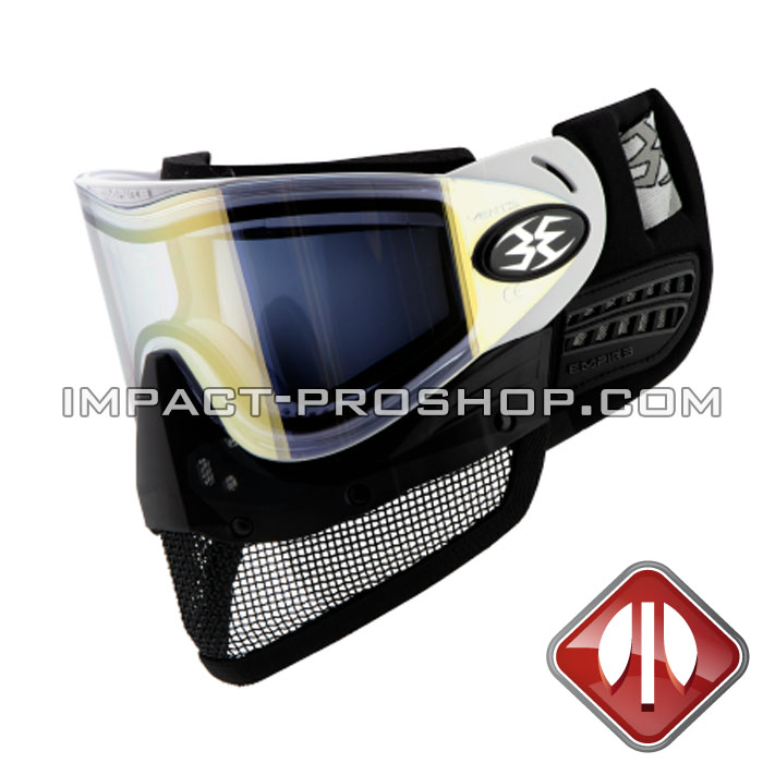 MASK EMPIRE AIRSOFT E-MESH WHITE