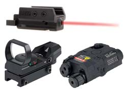 paintball tactical optic equipement