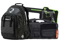 paintball bags & cases