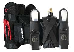 paintball harness packs