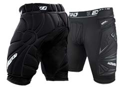 paintball shorts protective